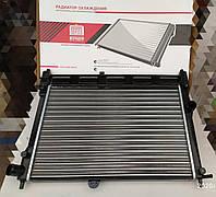 Радиатор охлаждения Дэу Ланос без кондиционера ПОАР