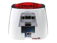 Принтер для печати на пластиковых картах Badgy 100 B12U0000RS