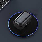 Наушники беспроводные блютуз гарнитура с зарядным кейсом и дисплеем Wi-pods E6S Bluetooth 5.0. Гарантия 12 мес, фото 4