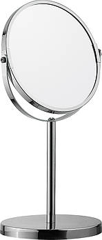 Зеркало косметическое круглое на подставке AWD02090704