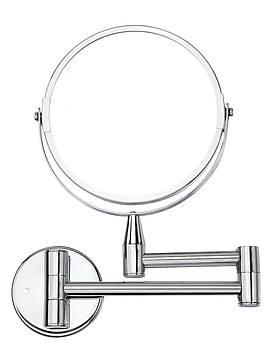 Зеркало косметическое настенное круглое AWD02090705