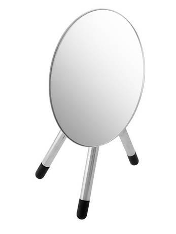 Зеркало круглое на ножках AWD02091214