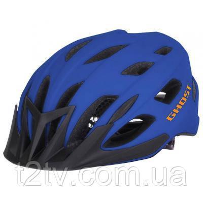 Шлем Ghost Classic 53-58 см Blue/Orange (17059)