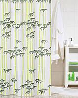 Шторка для ванной бамбук AWD02100568