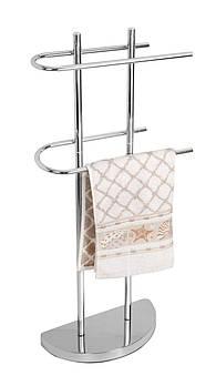 Вешалка для полотенец двойная AWD02060184