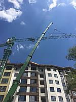 Аренда башенного крана Potain Simma GT118 Италия