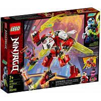 Конструктор LEGO Ninjago Реактивный самолёт Кая 217 деталей (71707)
