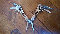 Мультитул нож плоскогубцы 9 в 1 Многофункциональный туристический инструмент