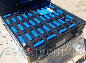 Тяговая батарея 40/4 EPzS 320у ТАВ с кронштейнами для электрокары ЕП011, ЕС301