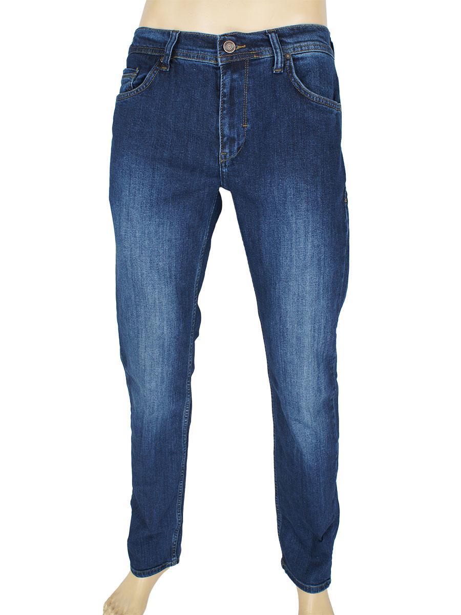 Стильні чоловічі джинси Cen-cor CNC-1544 Blue