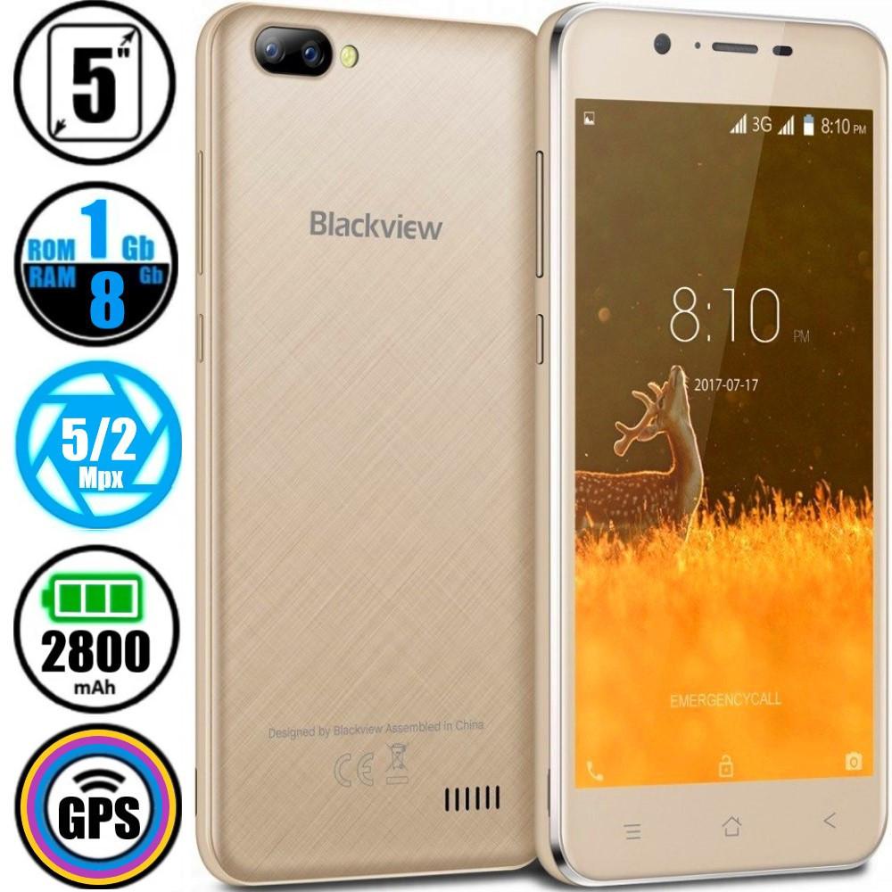 Смартфон Blackview A7 (Gold)
