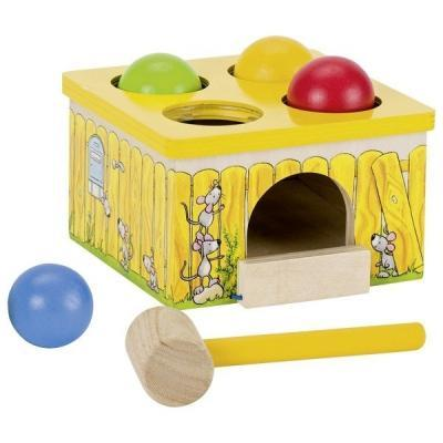 Развивающая игрушка Goki Поймай мышку (58629G)