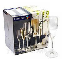 "Бокалы для шампанского 170 мл Signature ""H8161"" Luminarc 6 шт."