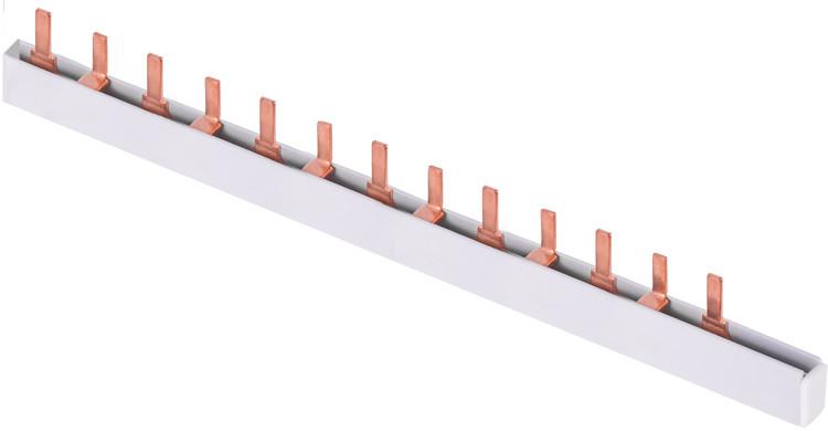 Шина з'єднувальна e.bc.stand.2.63, 2п., 63 А