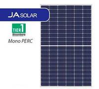 Фотомодуль JA Solar JAM 72S10-410 /MR (солнечная монокристаллическая панель)