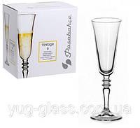 """Набор бокалов для шампанского 190 мл """"Vintage  440283"""" 6 шт."""