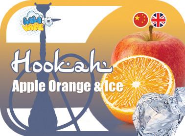 Кальянный ароматизатор Apple Orange & Ice (Яблочный апельсин и лед)