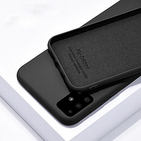 Чехол Silicone Case FULL на Samsung Galaxy A41 A415 (самсунг галакси а41)