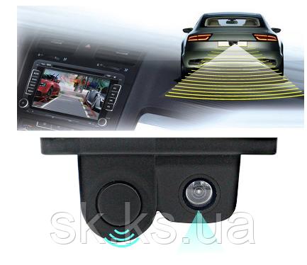 задняя  камера для  Junsun  автомагнитол с парктроником