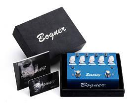 Педали эффектов для электрогитар BOGNER ECSTASY BLUE Овердрайв напольный аналоговый, фото 3