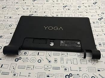 Задняя крышка Lenovo YT3-850 черная Сервисный оригинал с разборки