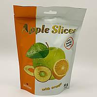 Слайсы яблочные с апельсином, 50 г, Спектрумикс