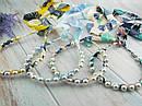 Обручи жемчужные с лентами Твилли 6 шт/уп., фото 2