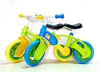 Детский велобег Star Bike от Kinder Way, двухколесный беговел для активного отдыха ребенка, каталка