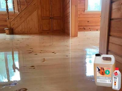Дерев*яна підлога