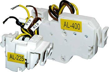 Додатковий сигнальний контакт e.industrial.ukm.400-800.B, фото 2