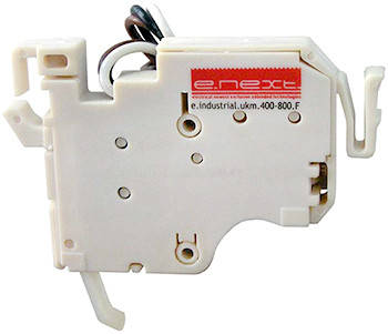 Додатковий контакт e.industrial.ukm.400-800.F, фото 2