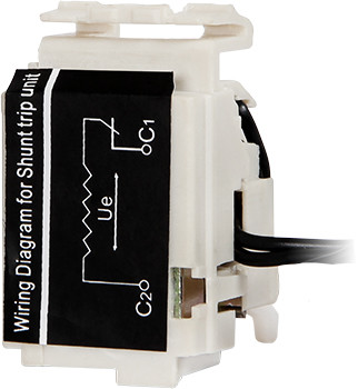 Незалежний розчіплювач e.industrial.ukm.400-800.FL.220, 220В