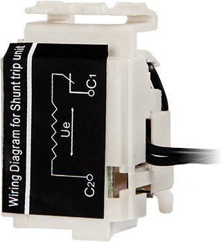 Незалежний розчіплювач e.industrial.ukm.400-800.FL.220, 220В, фото 2
