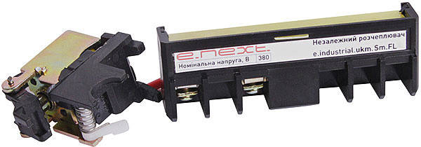 Додатковий незалежний розчіплювач e.industrial.ukm.250Sm/250SL.FL, фото 2