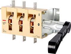 Вимикачі-роз'єднувач e.VR32.R100 розривний 100А (31В31250)