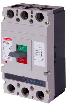 Силовий автоматичний вимикач e.industrial.ukm.400Rе.400 з електронним розчіплюва
