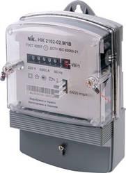 Однофазний лічильник НІК 2102-02 1,0 220В (5-60)А М2В (корпус випуклий)