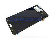 Дисплей + сенсор (модуль) Samsung J701 Galaxy J7 Neo 2017 черный OLED high copy
