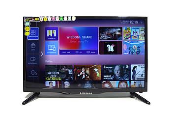 Телевизор Samsung Android 9.0 Smart TV 32 дюйма  +Т2 FULL HD USB/HDMI LED ( Самсунг на андроид)+ПОДАРОК!