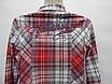 Блуза - рубашка фирменная женская MULTIBLU хлопок 46-48 р., 212бж, фото 6