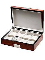 Шкатулка для больших часов деревянная Rothenschild RS-2022-8RO