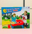 Столик песочница, фото 4