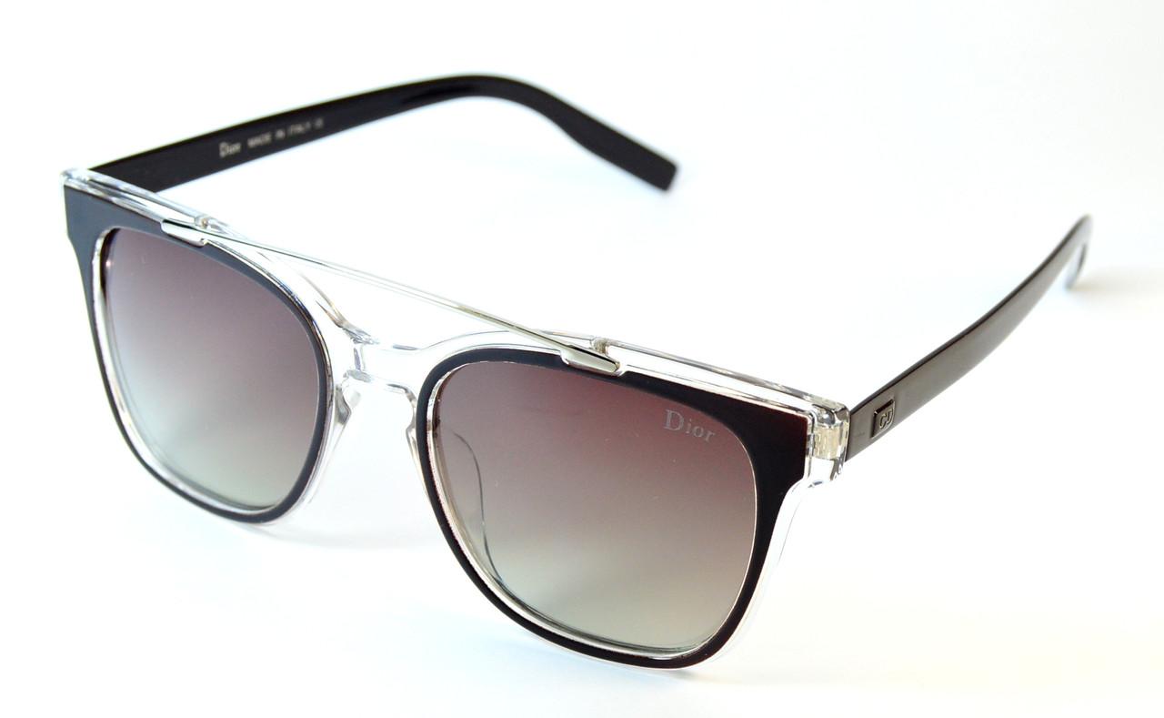 Очки солнцезащитные Dior Polaroid (8007 К)
