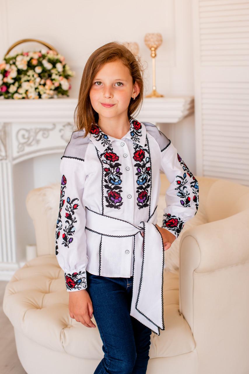 Дитяча вишита блуза