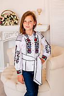 Дитяча вишита блуза, фото 1