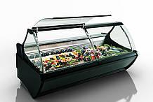 Холодильная витрина SYMPHONY LUXE MG 120 FISH PS/SELF/T/T2 M