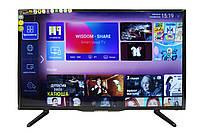 """Телевизор Samsung 42""""дюйма Android 9.0 Smart TV +Т2 FULL HD USB/HDMI LED ( Тонкий телевизор Самсунг)+ПОДАРОК!, фото 5"""