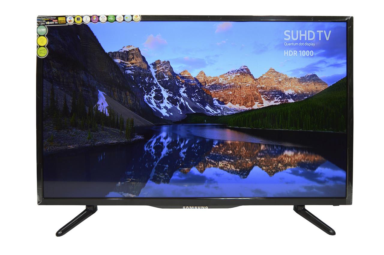 Телевизор Samsung Smart TV Android 42 дюйма  +Т2  USB/HDMI(Андроид телевизор Самсунг)+ПОДАРОК