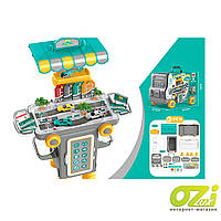 Детский игровой гараж-паркинг автомобиль 11K07 47 ел