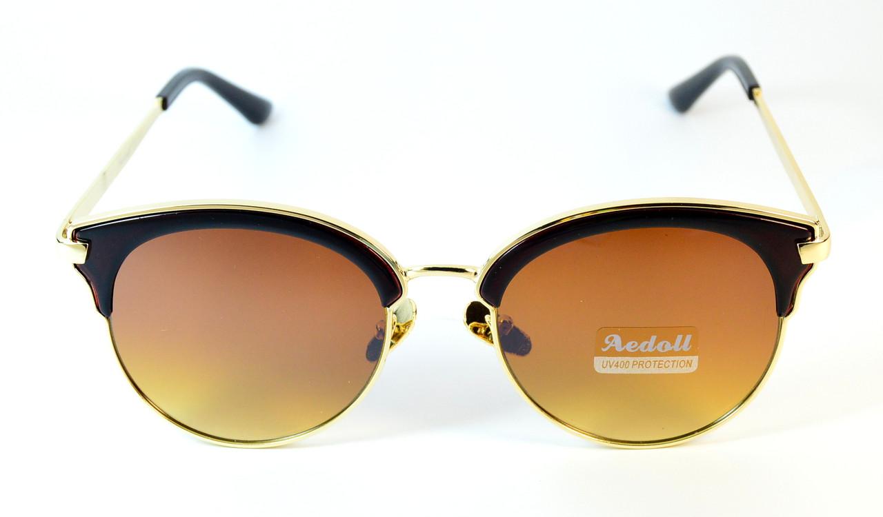 Сонцезахисні окуляри жіночі (8391 С2)